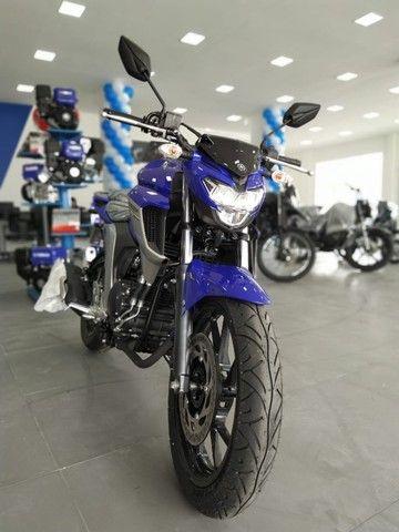 Yamaha Fazer 250 ABS 2021/2021 0km - Foto 9