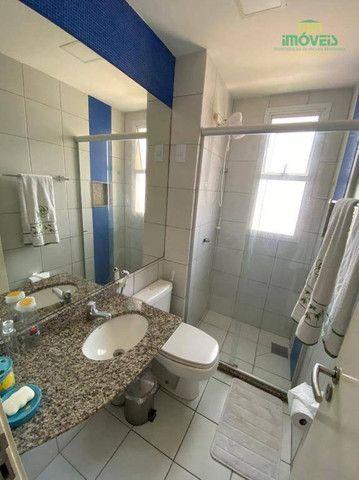 Apartamento Duplex com 4 dormitórios à venda, 210 m² por R$ 1.600.000 - Porto das Dunas -  - Foto 11