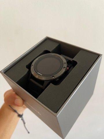 Relógio Garmin Fenix 5 Novo - Foto 5