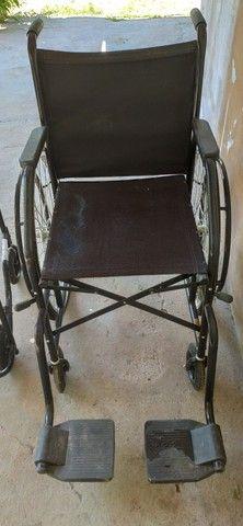 Cadeira de rodas e de banho - Foto 4