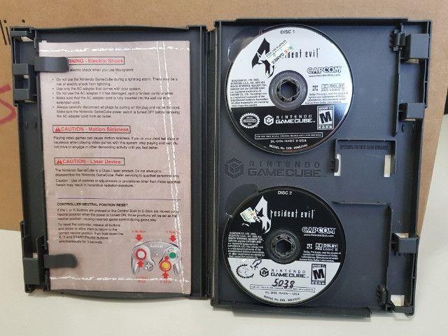 Resident Evil 4 Gamecube - Foto 3