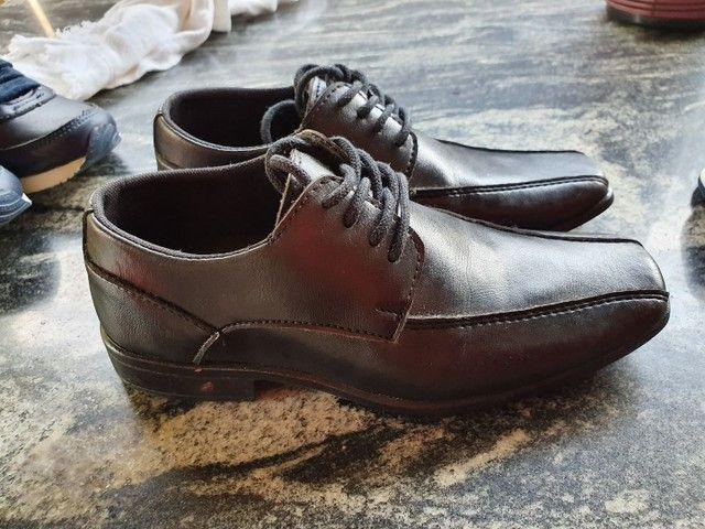 Vende se 3 sapatos de crianças - Foto 3