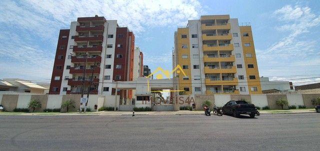 (Vende-se) Le Parc - Apartamento com 3 dormitórios, 96 m² por R$ 530.000 - Industrial - Po