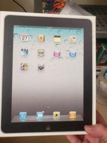 Apple iPad 1 64gb Modelo A 1337 - Mc497e/a Wi-fi 3g (avariado) - Foto 5