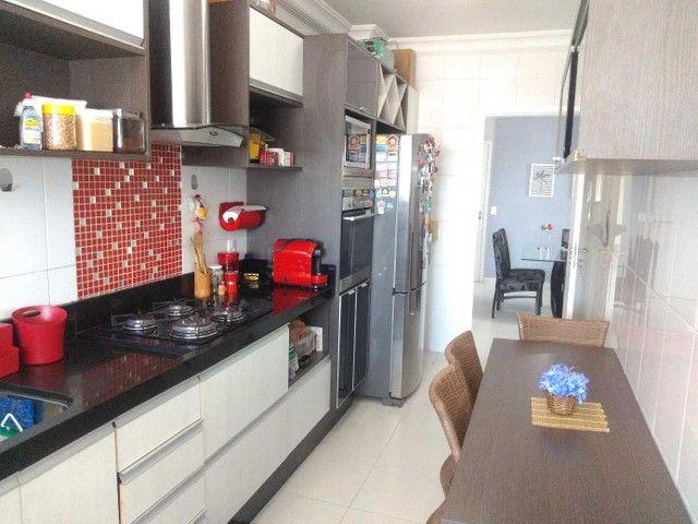 Apartamento à venda com 3 dormitórios em Ponta da praia, Santos cod:212642 - Foto 7