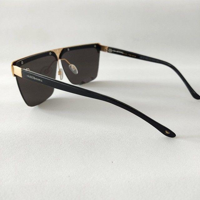 Óculos de sol Semi Novo unissex chillibenas / Edição limitada da linha Loucura da Nobreza - Foto 3