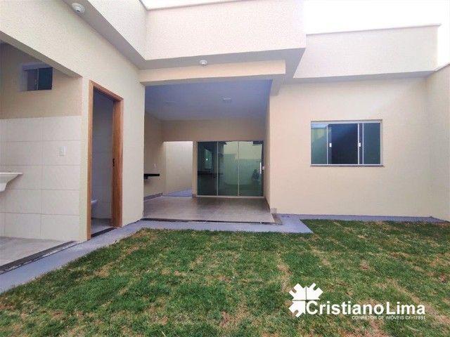 Casa a Venda Região Próxima ao Buriti Shopping Setor Vila Alzira, 3 Quartos e Varanda Gour - Foto 9