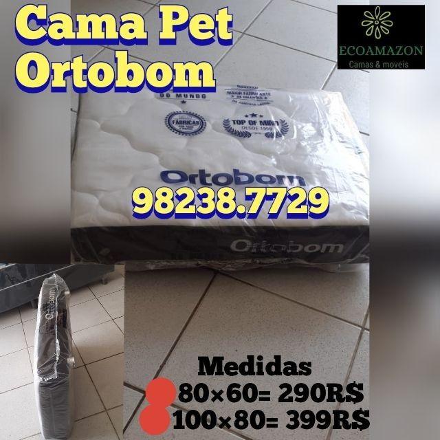Cama Pet Ortobom ** Mega promoção