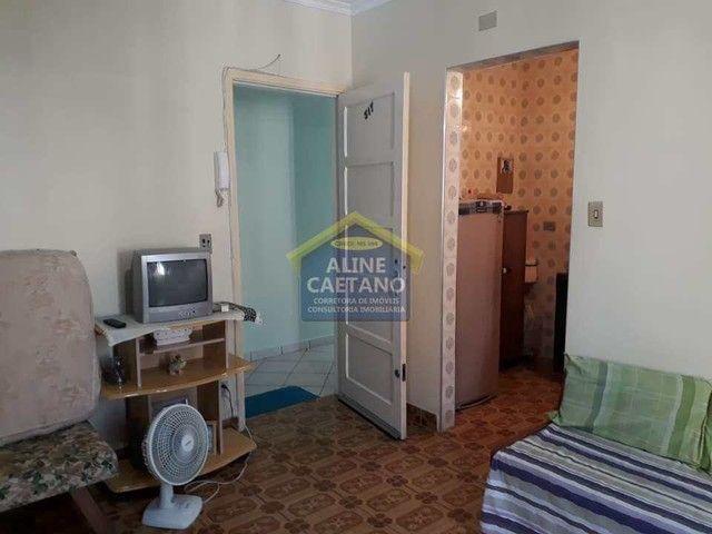 Kitnet com 1 dorm, Boqueirão, Praia Grande - R$ 140 mil, Cod: CLA393