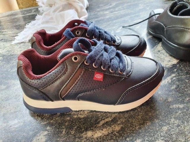 Vende se 3 sapatos de crianças - Foto 5