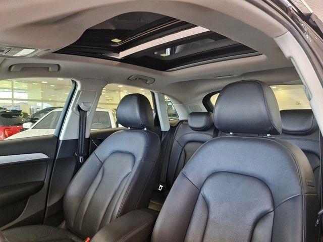 Audi Q3 AMBITION 2.0 QUATTRO 4P GASOLINA AUT - Foto 4