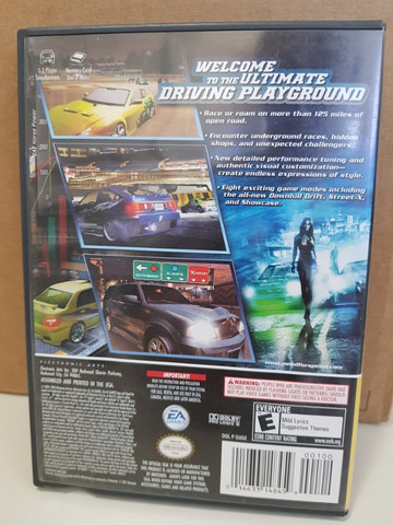 Need for Speed Underground 2 para Gamecube - Foto 2