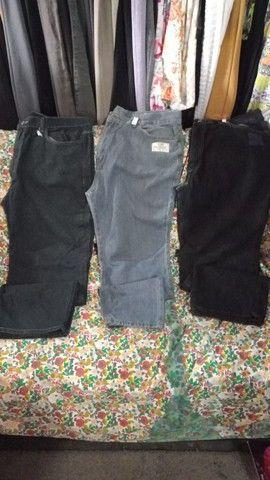 Calça jeans masculina tamanhos 50 & 52