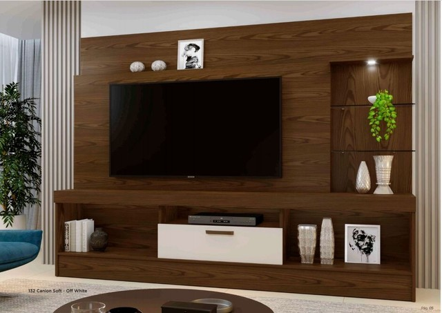 Home Stilo Para TV até 65' (Entrega Grátis)