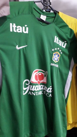 Camisa esportiva da seleção brasileira.  - Foto 3