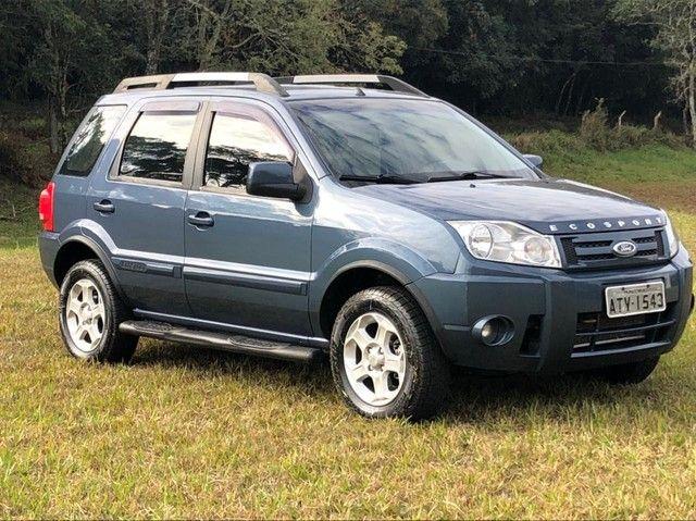 Ford Ecosport XLT 2.0 flex 2.0 - 2011 - Impecável