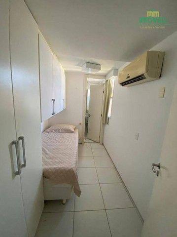 Apartamento Duplex com 4 dormitórios à venda, 210 m² por R$ 1.600.000 - Porto das Dunas -  - Foto 10