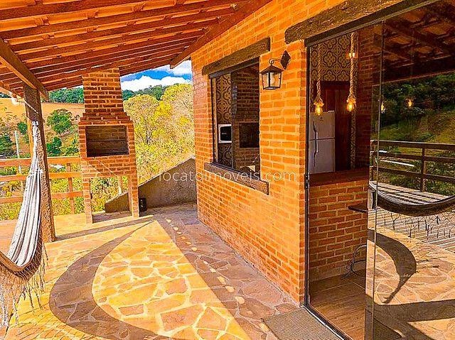 Casa com 2 quartos com 1 Suite - Cozinha Americana - 2 Vagas de garagem - Deck com Churras - Foto 6