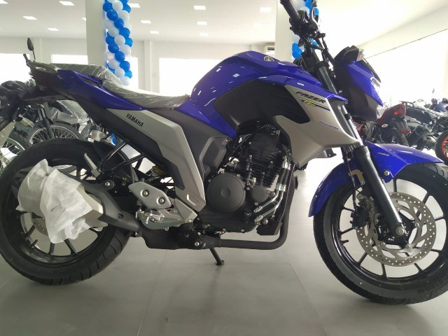 Yamaha Fazer 250 ABS 2021/2021 0km - Foto 2