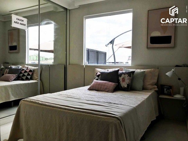 Apartamento 2 Quartos, Residencial Ipojuca Indianópolis 1, Financiado Pelo Minha Casa Minh - Foto 9