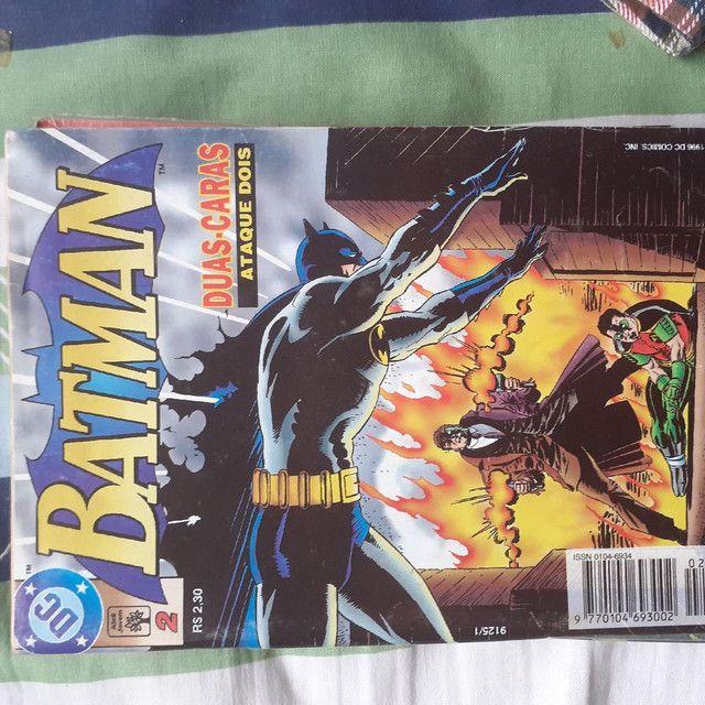 Batman SAGA A QUEDA DO MORCEGO  - Foto 4
