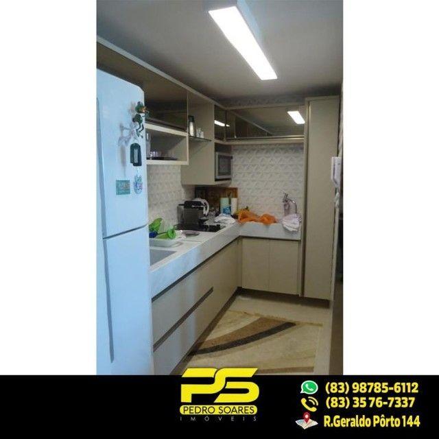 (LUXO) Cobertura com 2 qts sendo 1 suíte à venda, 130 m² por R$ 1.000.000 - Beira mar Cabo - Foto 5