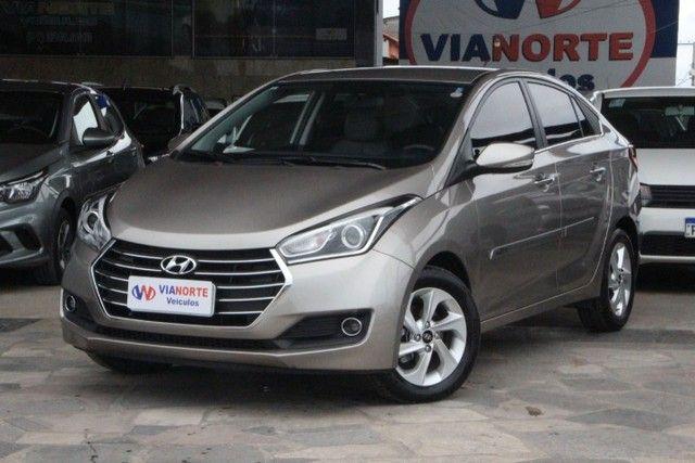 Hyundai HB20S 1.6 Premium 2018 (Aut) 23.513 KM
