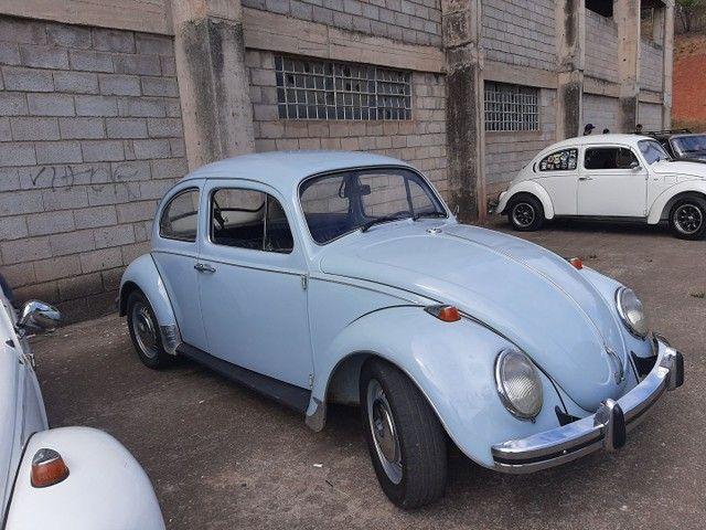 Fusca/ Fuscão 1500 1971 - Foto 5