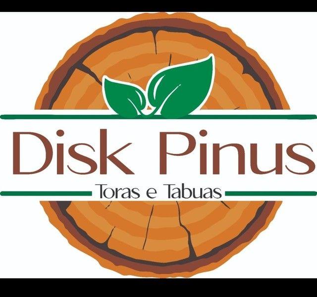 Tabuas de Pinus 20 cm Distribuição  - Foto 2