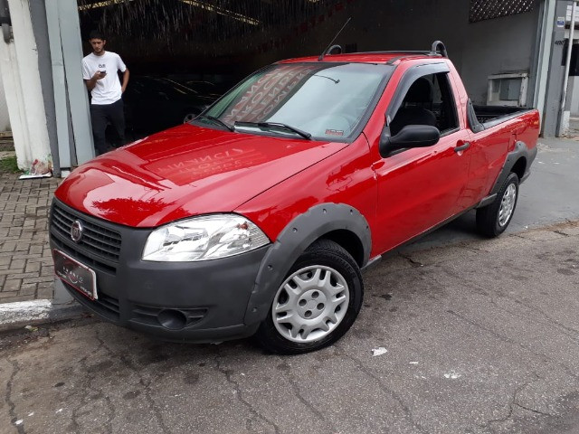 Fiat Strada Working 1.4 CS 2013  - Foto 3