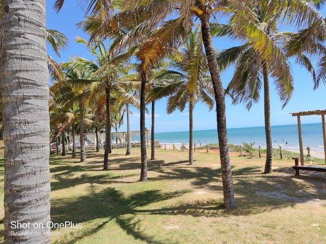 Apartamento para alugueo temporada na praia do Cumbuco  ce a metros do mar com  104 m2 e 3 - Foto 15