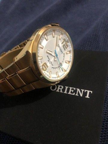 Orient relógio  - Foto 5