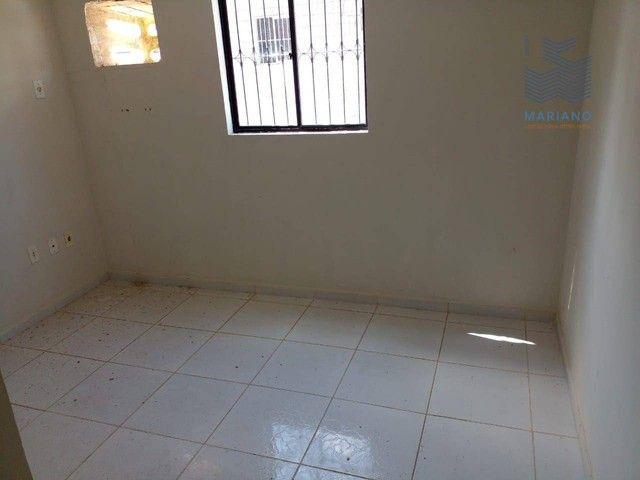 Apartamento com 3 dormitórios para alugar, 75 m² por R$ 1.100/mês - Jardim Cidade Universi - Foto 4