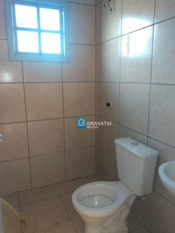 Casa com 2 dormitórios para alugar por R$ 680/mês - Santo Antônio - Gravataí/RS - Foto 7