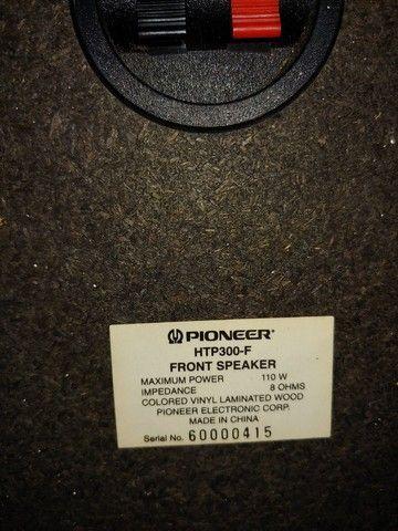 Receiver poinner 5.1 vsx-455 com defeito - Foto 2