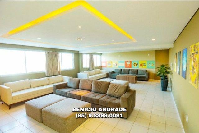 Apartamento com 03 quartos, sendo 02 suítes, novo, com lazer incrível! - Foto 19