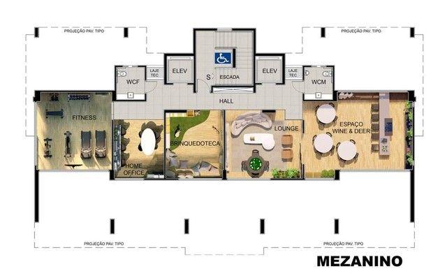 Lançamento Edf Divane Luna - Ponta verde - 3 quartos e financiamento direto com a construt - Foto 16