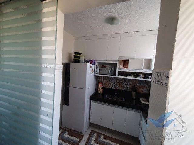 Ótimo Apartamento 2 quartos em Castelândia - Serra - Foto 9