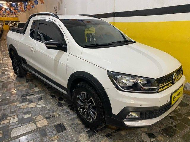 Volkswagen Saveiro Cross CE 1.6 Flex / (2017/2017).