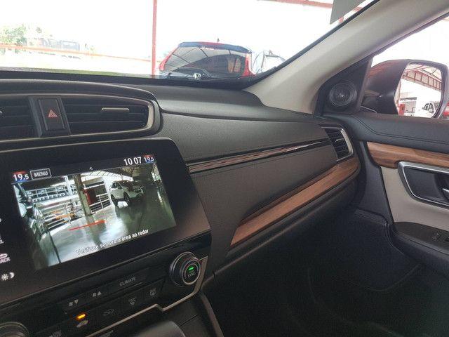 CRV 2019/2019 1.5 16V VTC TURBO GASOLINA TOURING AWD CVT - Foto 16