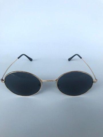Óculos de Sol Ovalado - Foto 2