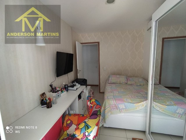 Maravilhoso 3 quartos no Residencial Praia da Costa Club ? cód. 17036 AM   - Foto 5