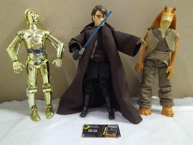 Coleção Star Wars Hasbro Colectors série 1/6 - Foto 5