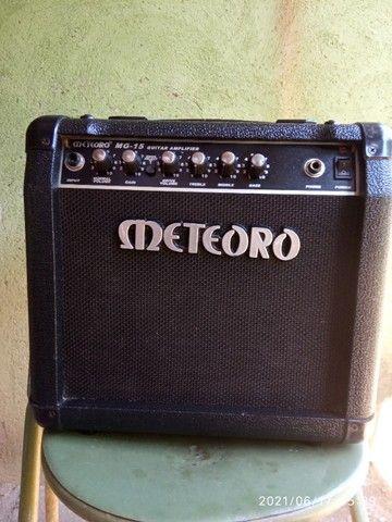 Caixa amplificador para guitarra - Foto 3