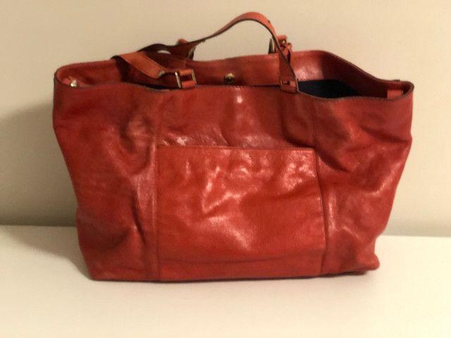 Bolsa de couro Arezzo - original - Foto 3