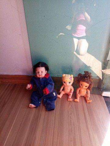 Boneca infantil  - Foto 2