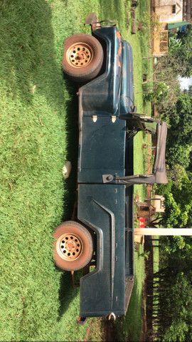 Pick-up jeep F75 ano 1966 - Foto 2