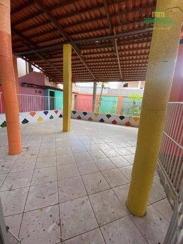 Casa para alugar, 600 m² por R$ 4.800,00/mês - Vila União - Fortaleza/CE - Foto 13