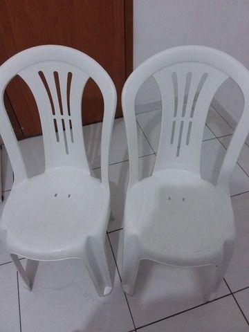 Cadeiras em ótima conservação