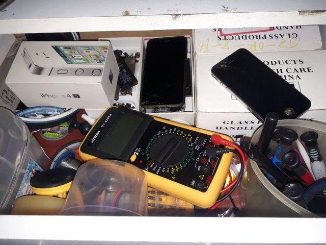 Bancada celular com equipamentos  - Foto 2